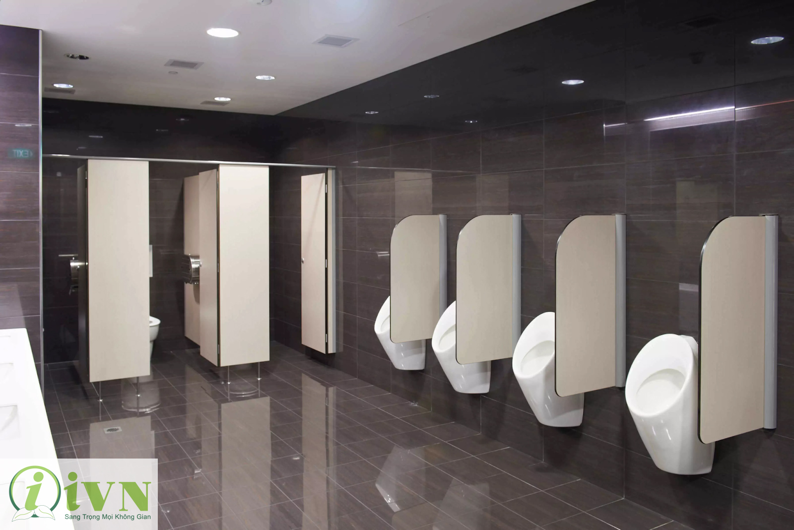 Kinh nghiệm lựa chọn vách ngăn vệ sinh Compact chuẩn chất lượng