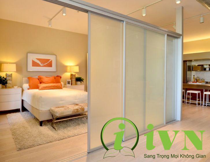 Vách ngăn di động phòng ngủ cho không gian riêng tư (2)