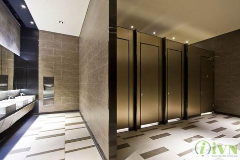 vách ngăn vệ sinh cho nhà hàng tại bạc liêu