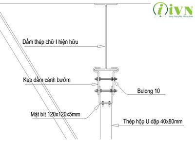 cấu tạo của tay treo trong vách ngăn phòng di chuyển được (2)