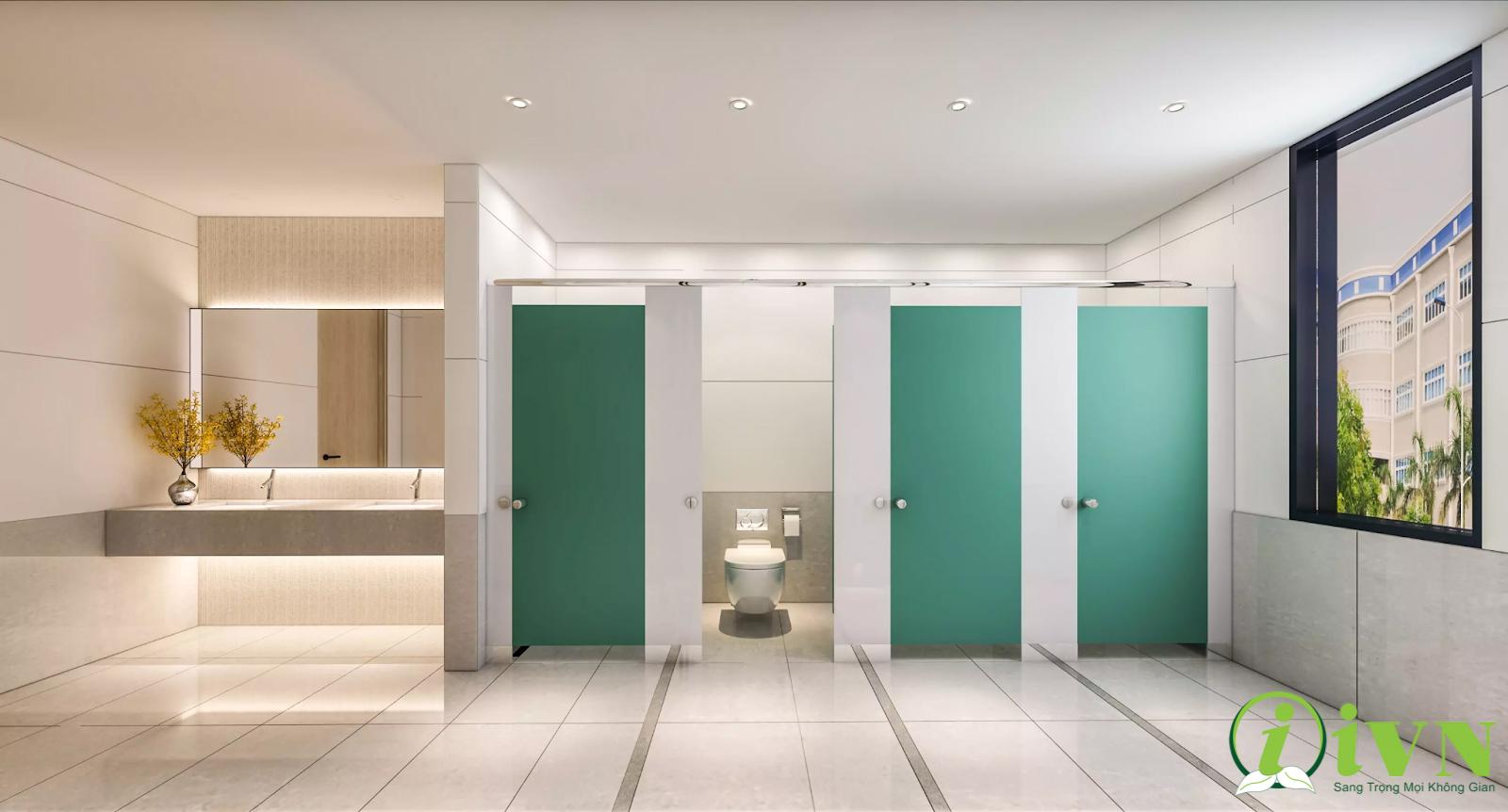 Kinh nghiệm lựa chọn tấm vách ngăn wc, vách ngăn toilet chất lượng, chống thấm nước tốt