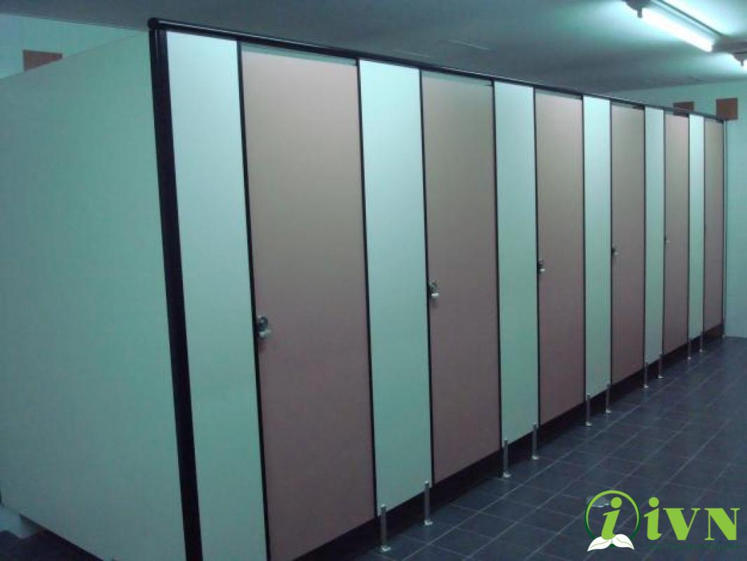 Vách ngăn vệ sinh chống ẩm MFC