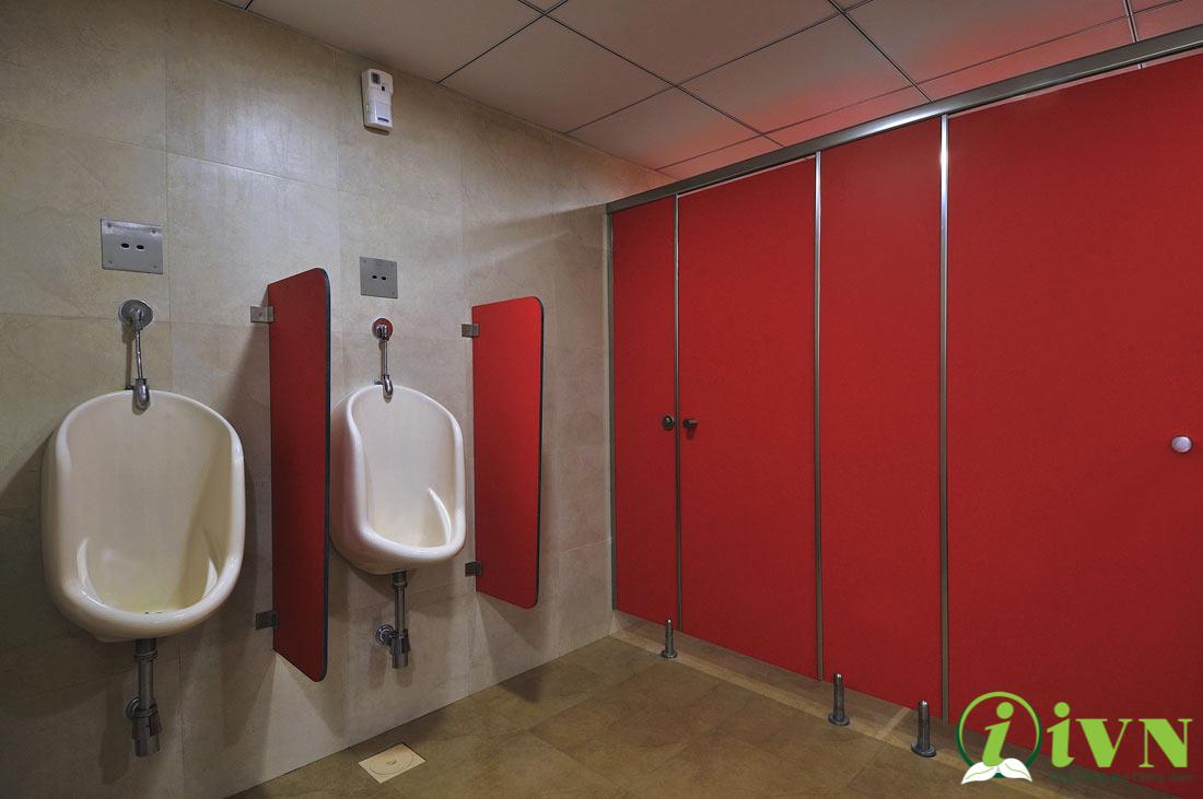 Vách ngăn vệ sinh chống ẩm Compact