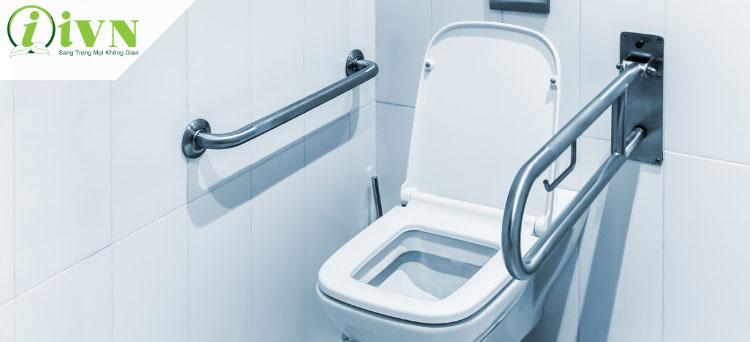 dịch vụ thi công trọn gói tay vịn nhà vệ sinh