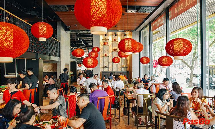 Lợi ích của việc tối ưu không gian khi nhà hàng có diện tích nhỏ