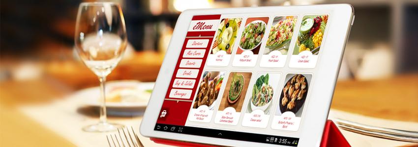 Áp dụng công nghệ vào quản lý để tối ưu không gian nhà hàng