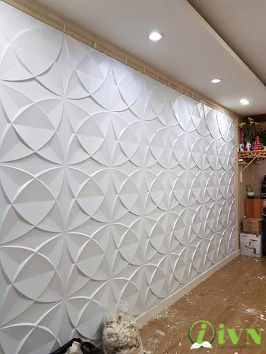 Tấm nhựa ốp tường 3D