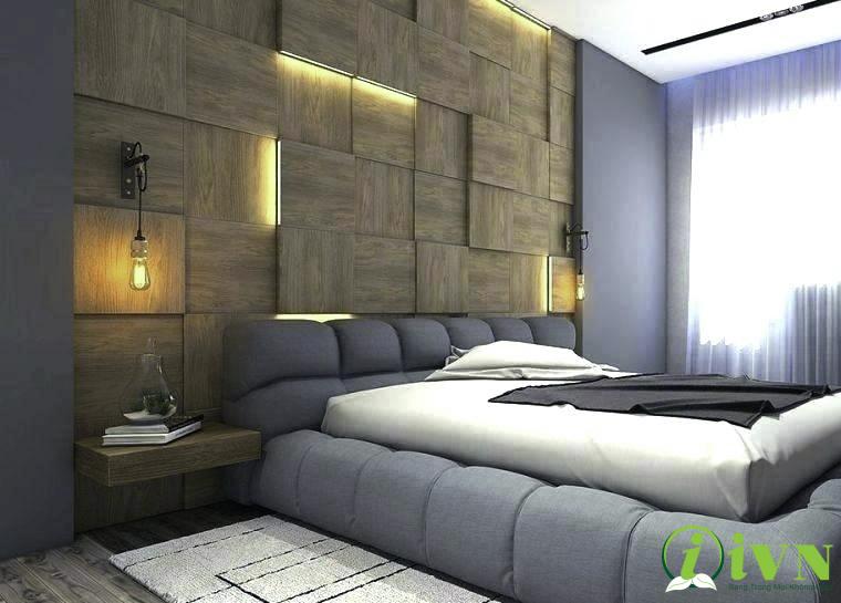Tấm ốp tường cho phòng khách