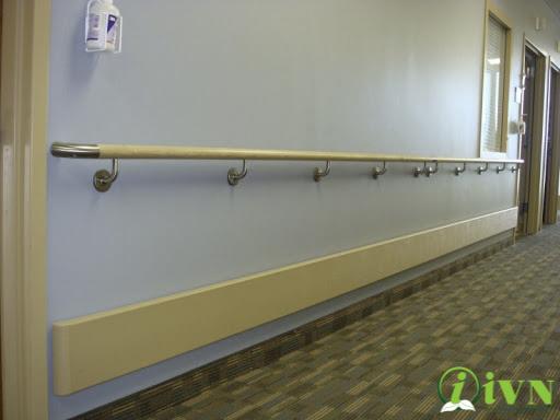 tay vịn hành lang bệnh viện nhựa (3)