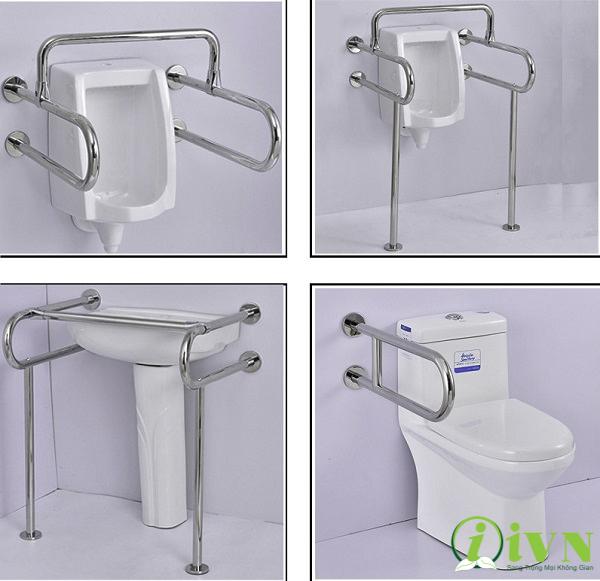 các mẫu tay vịn nhà vệ sinh cho người khuyết tật (3)