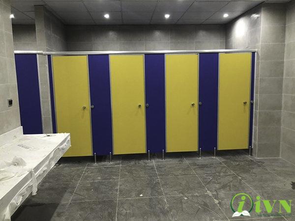 Tiêu chuẩn thiết kế nhà vệ sinh công cộng chất lượng, bền bỉ
