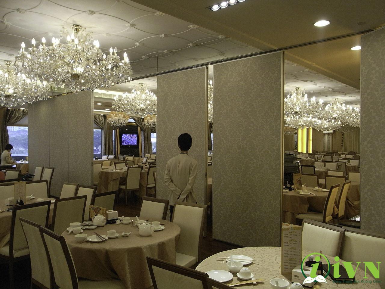 Xây dựng những phòng riêng tư (VIP) cho nhà hàng