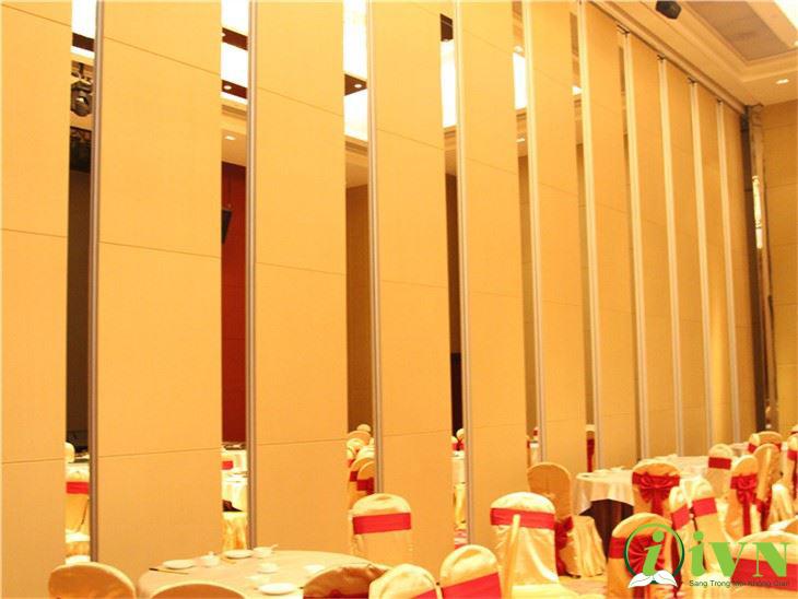 vách ngăn di động nỉ nhà hàng tiệc cưới (4)
