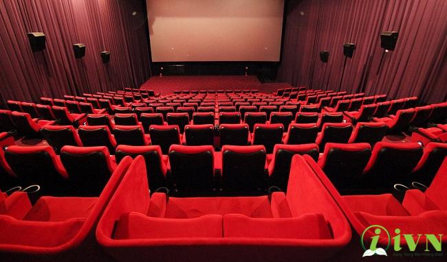 Rạp chiếu phim ngày càng được đầu tư về cơ sở vật chất