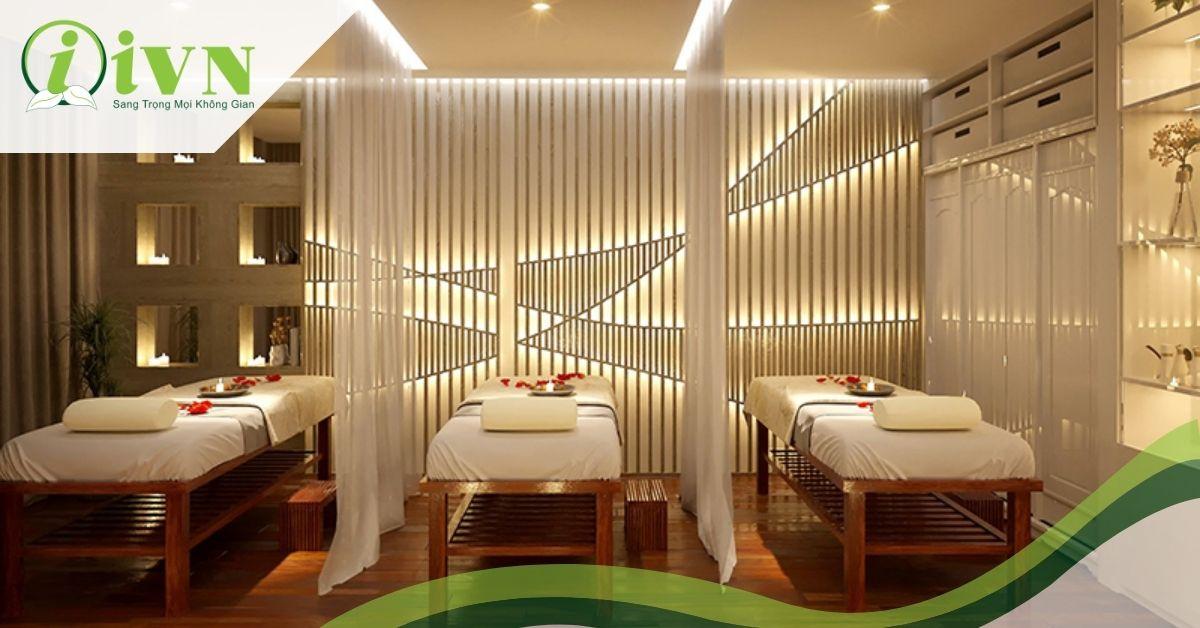 Cách lựa chọn tấm ốp tường đẹp cho không gian spa